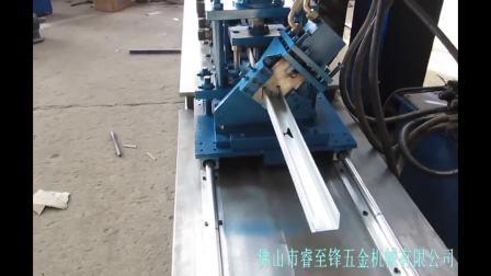 佛山睿至锋供应 75竖轻钢龙骨机生产