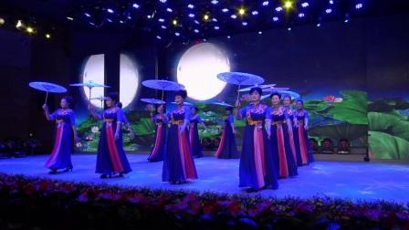 黄石市飞云时装舞蹈艺术团表演:《月下杜鹃不来》编导老师:(万学彩)🌹