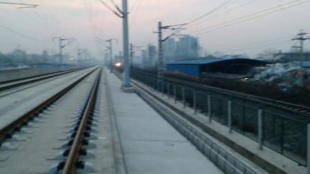 客车K390汉中站开出