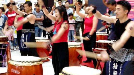 20180429新世界大丸《和太鼓》5