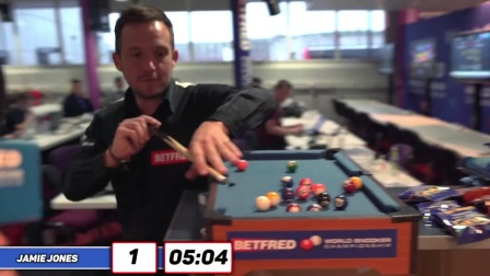 Micro Snooker Challenge_ Jamie Jones
