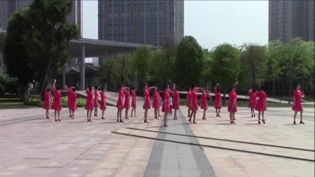 菲舞灵动广场舞《我们应该骄傲》(串烧)