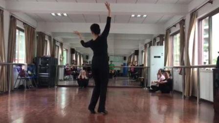 新疆舞:欢乐地跳吧(背面)