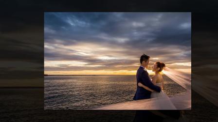 悉尼婚纱-菲菲