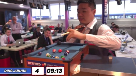 Micro Snooker Challenge_ Ding Junhui