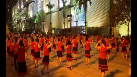 菲舞灵动广场舞《美丽传奇》
