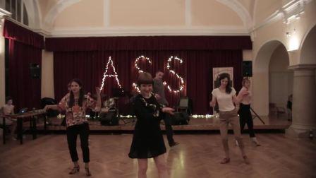 ASS vol.2 (Already Spring Swing) - Line Dance