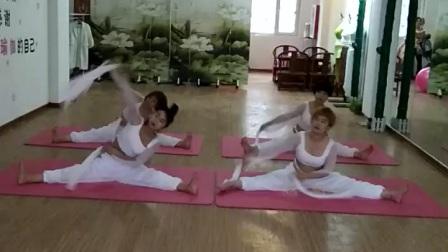 卢龙禅语瑜伽  凉凉