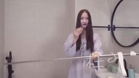 卫生间架子  淘宝视频