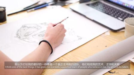 Rebecca蛇口艺术展视频