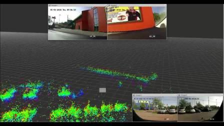 smartmicro Automotive Radar 4D/HD 79GHz 3-Dimensional View2