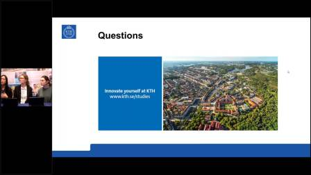 KTH & the admissions process 2017_2018
