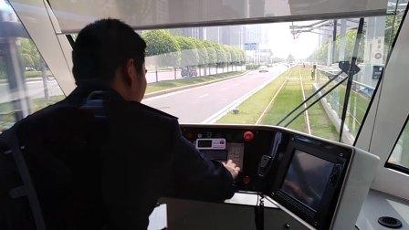 驾驶员调试。