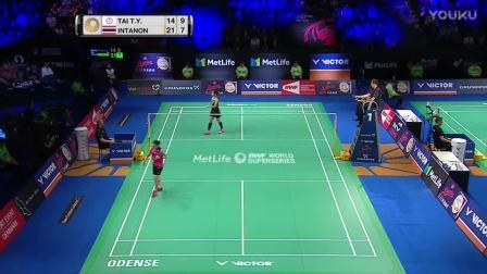 丹麦羽毛球公开赛女单半决赛系列之58