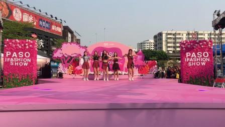 广州鼓舞倾城艺术团 Bang Bang 舞蹈