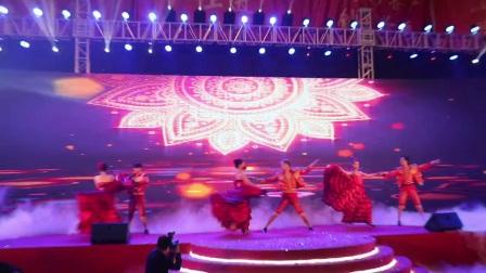 广州鼓舞倾城艺术团 西班牙斗牛舞蹈