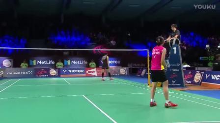丹麦羽毛球公开赛女单半决赛系列之59