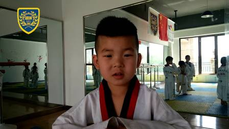 领域跆拳道祝妈妈节日快乐!