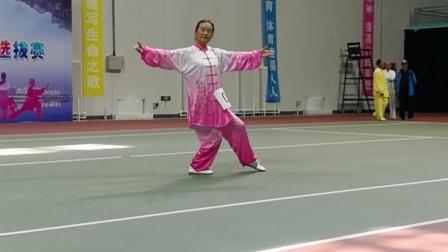 内蒙古自治区十四运太极拳乌海选拔赛