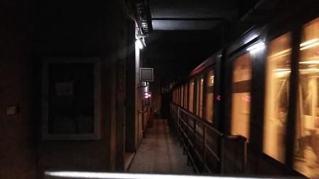 南京地铁二号线(049050)出元通站。