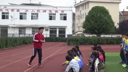 铁冲实验学校-陆宇龙体育课(2018.5.13)
