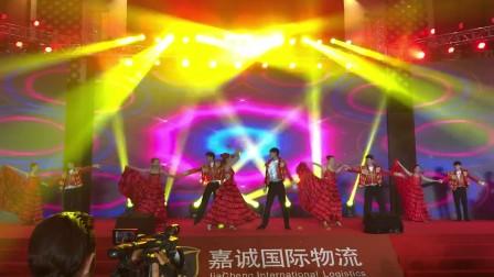 广州鼓舞倾城艺术团 男女西班牙舞蹈