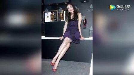 杨幂唐嫣林志玲的腿 谁的腿撩到你了呢?