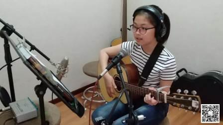 小薇~吉他弹唱~王香懿