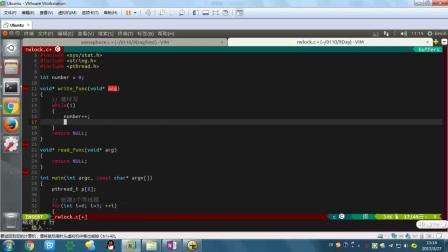 08_读写锁练习-代码