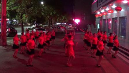 湘祁广场舞夜拍—一起嗨起来