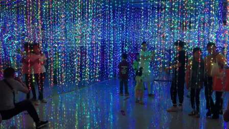 LED水镜宫万达站2