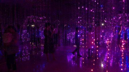 LED水镜宫万达站4