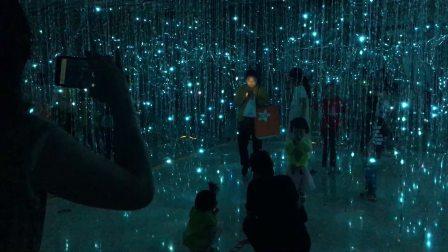 LED水镜宫万达站5