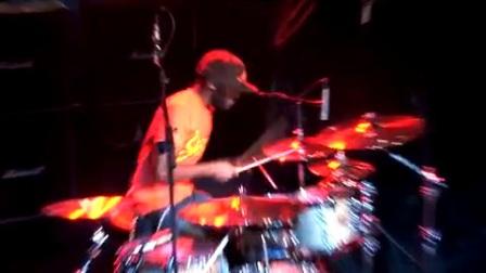 第六届深圳鼓手节-Drum-Off 2008冠军Jerome Flood