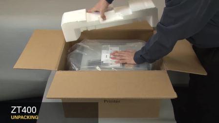 ZT400 开箱(英语无字幕)