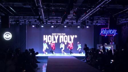 女子流行舞《gwold》广州鼓舞倾城艺术团