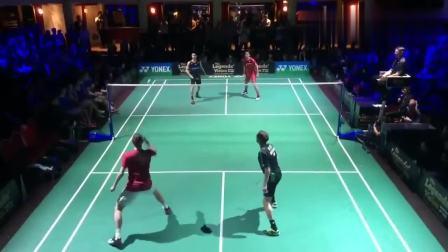 羽毛球史上十大最富技巧性击球, 这些骚操作可不止中国人能玩