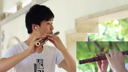 《星月神话》竹笛演奏-带你感受穿越时空的爱恋,不了解一下?