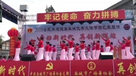 张家畈李家铺村舞蹈队