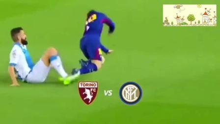 天下足球分两档, c罗梅西各占一档, 这统治级的表演不得不服气