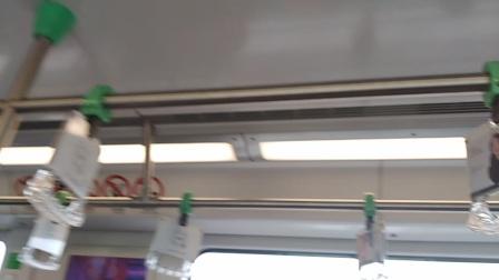 南京地铁s1号线(013014)翔宇路南站至禄口机场。