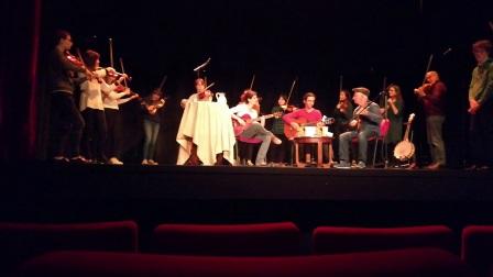 爱尔兰音乐——法国佩皮尼昂音乐学院师生