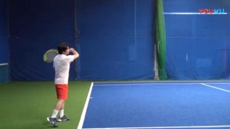 我在击球时的手腕外屈究竟需要用多大力量截了一段小视频