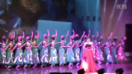 舞蹈《祖国你好》2016.6.27舟部队桥