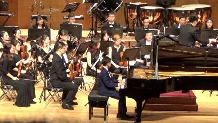 6.1演出门德尔松第一钢琴协奏曲op25  杨贺朝