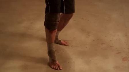 我在终极斗士3:赎罪截了一段小视频