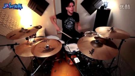 我在【Edwin】美国鼓手帅哥Kyle超酷演绎Katy Perry冠军单曲Teenage Dream截取了一段小视频