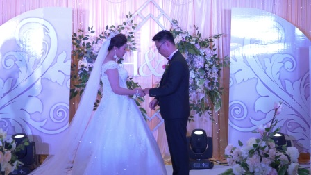 H&J WEDDING CEREMONY