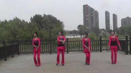 沈北新区喜洋洋广场舞-真心换真情4人.mp4