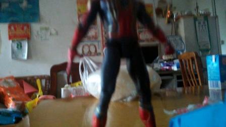 【石黑】蜘蛛侠  复联3   钢铁蜘蛛侠   评测01  多处掉色